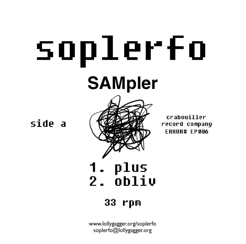 CRC006EP SAMpler